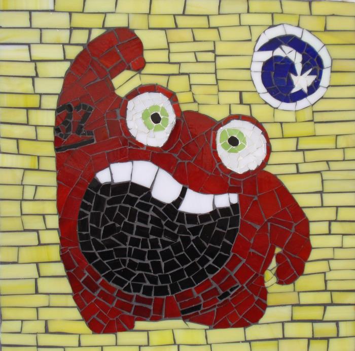 גלריה שילובים - פסיפס לוטוגוץ מפעל הפיס